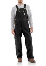 DUCK BIB OVERALL Salopette de travail traditionnelle CARHARTT