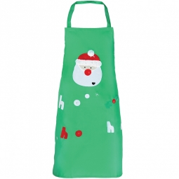 Kids Christmas apron