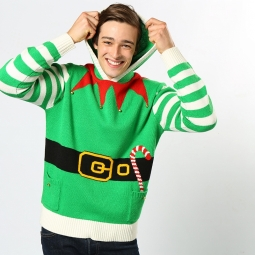 Elf - 3D adults Christmas jumper