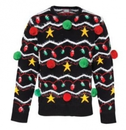 Decoration - 3D adults Christmas jumper