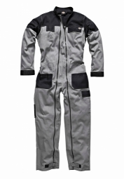 Overall COMBINAISON GRAFTER DUO TONE DOUBLE ZIP DICKIES