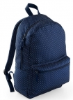 Bagbase Graphic backpack. Kleur Navy Polka Dot